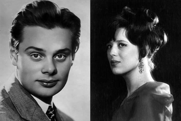 Владимир Андреев и Наталья Архангельская