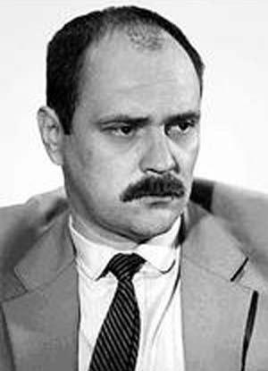 Владимир Бортко в молодости