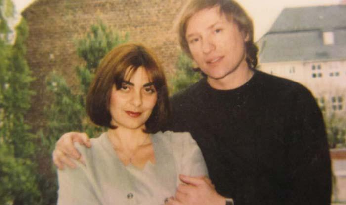 Владимир Мигуля и жена Марина 2