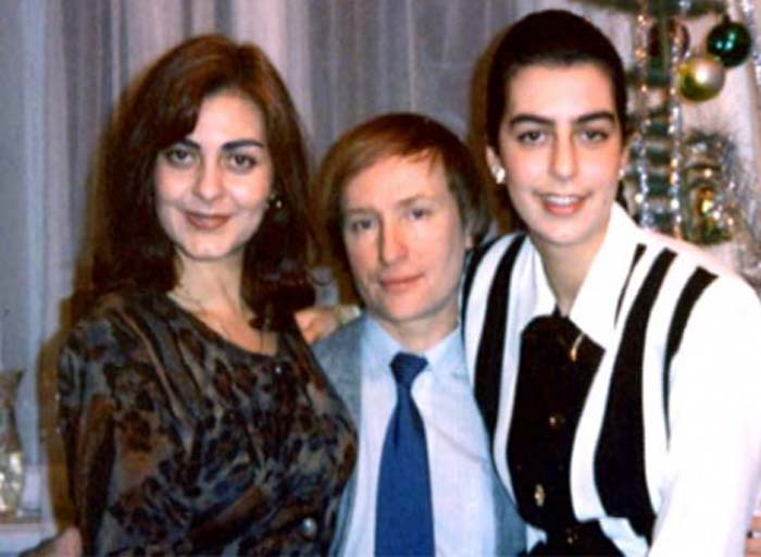 Владимир Мигуля и жена Марина 3