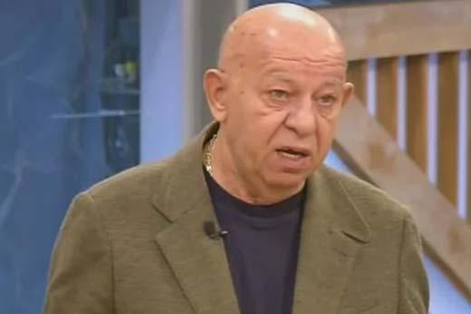 Владимир Морозов второй муж Александры Стрельченко