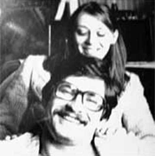 Владислав Листьев и Татьяна Лялина