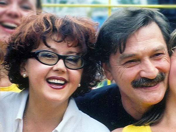 Ядвига Поплавская и Александр Тиханович 3