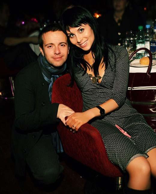 Юлия Беретта и Андрей Губин