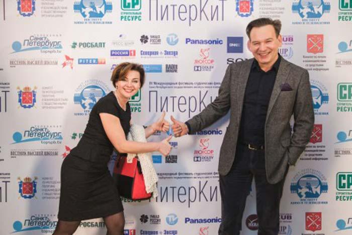 Юлия Рудина и Алексей Федькин 2