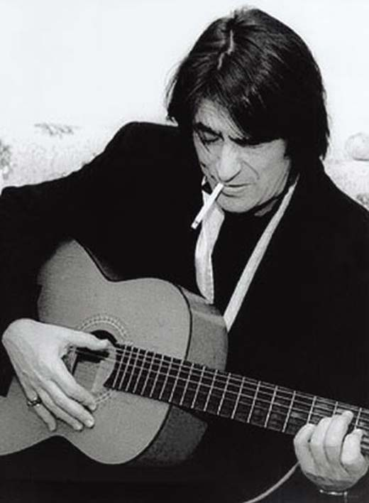 Юрий Башмет с гитарой