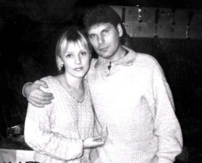 Юрий Клинских и Ольга Самарина