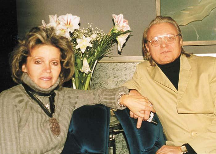 Юрий Маликов и жена Людмила