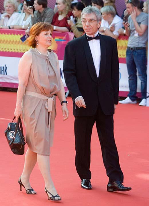 Юрий Николаев и жена Элеонора 4