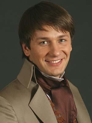 актер Александр Константинов