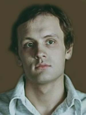 актер Владимир Сальников