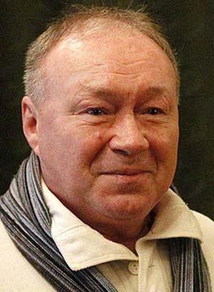 актер Юрий Кузнецов