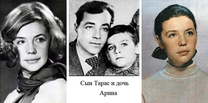 дети Петра Алейникова