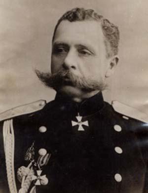 Павел Карлович Ренненкампф