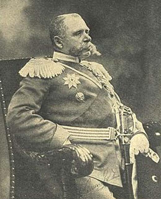 Генерал Павел Карлович Ренненкампф