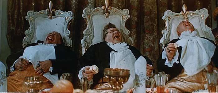 кадр из фильма Три толстяка 2