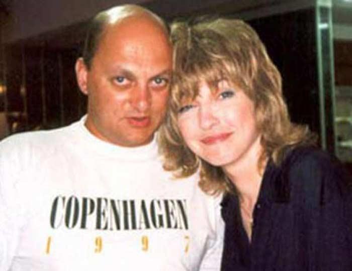 Екатерина Семенова и Михаил Церишенко