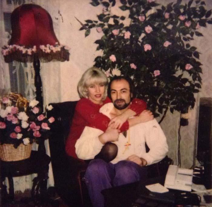 Татьяна Маркова и бывший муж Виктор Марков