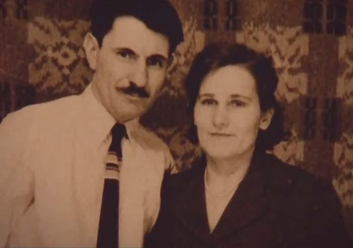 Родители Владимира Стержакова
