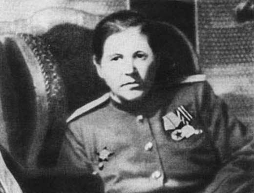 Ольга Петровна жена Григория Котовского 2