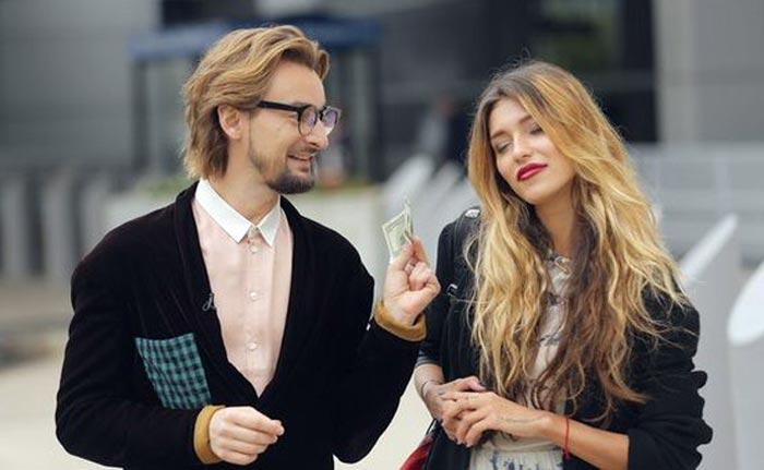 Алан Бадоев и Регина Тодоренко