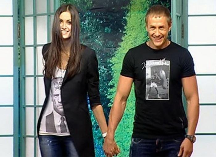 Алана Мамаева и Александр Липовой