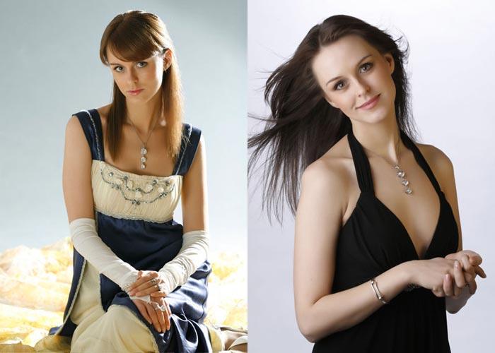 Алёна Биккулова в молодости
