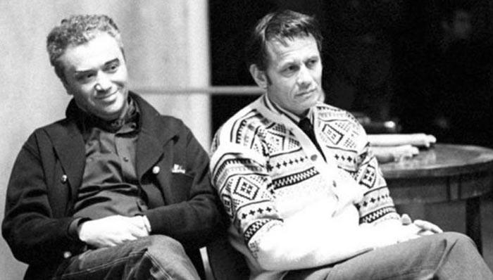 Александр Алов и Владимир Наумов