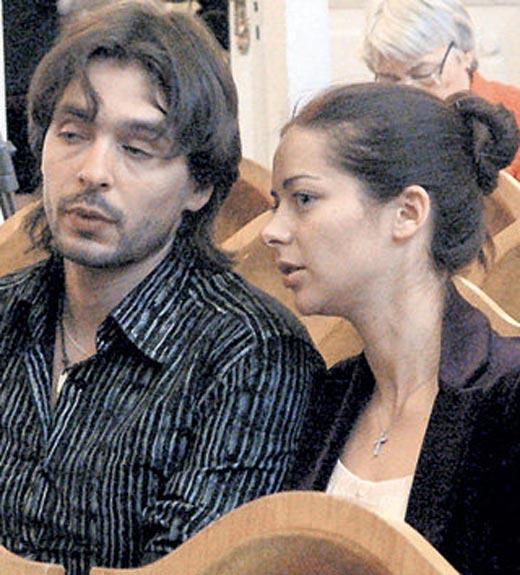 Александр Баршак и Марина Александрова