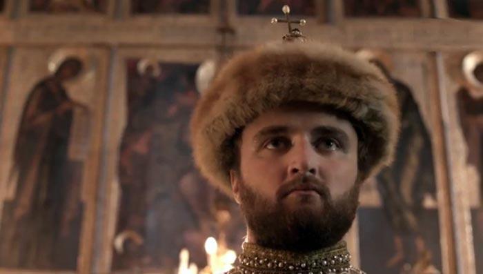 Александр Горелов в роли Алексея Михайловича