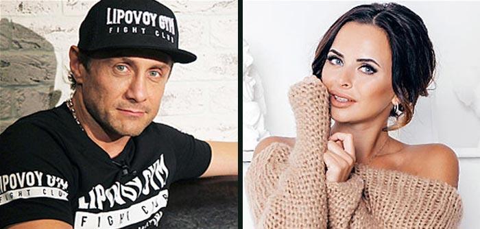 Александр Липовой и Виктория Романец