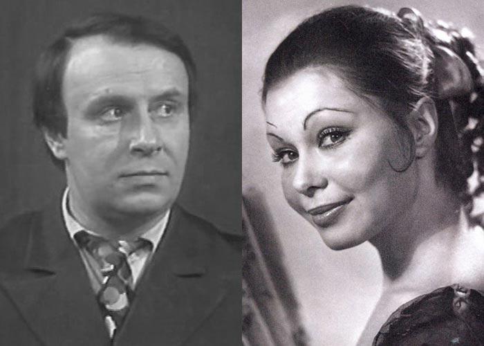 Александр Михайлушкин и Ольга Богданова