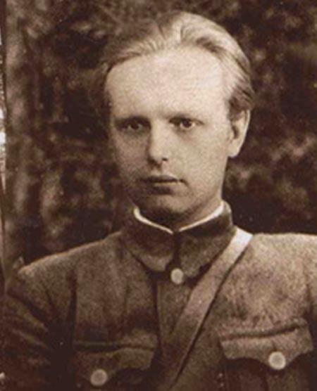 Александр Муратов первый муж Киры Муратовой