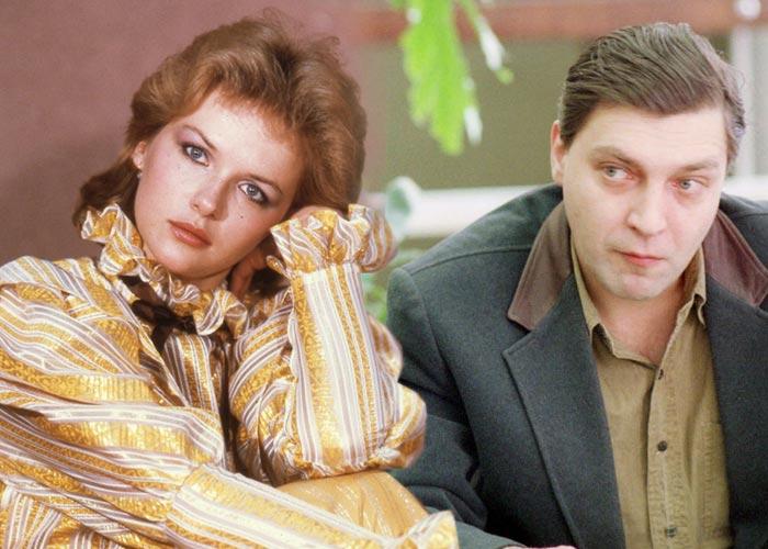 Александр Невзоров и Александра Яковлева