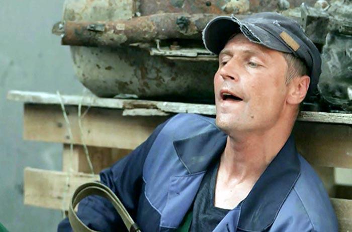 Александр Соловьёв младший Ищейка-2