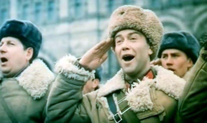 Александр Воеводин Битва за Москву