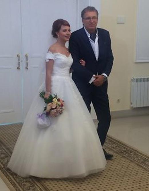 Александра Афанасьева-Шевчук и Дмитрий Гузеев
