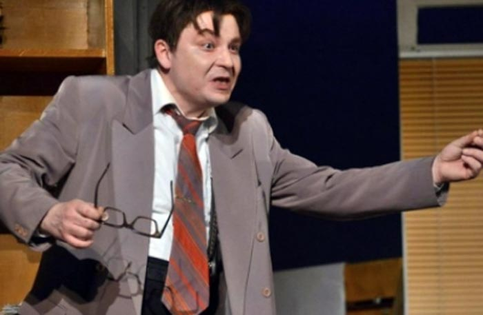Алексей Гудин на сцене театра
