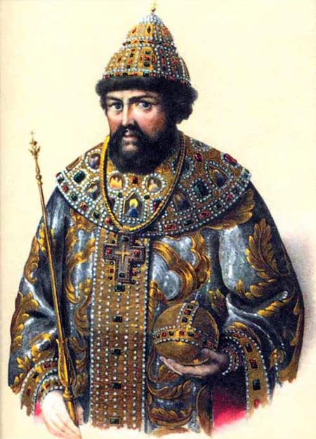 Алексей Михайлович 3