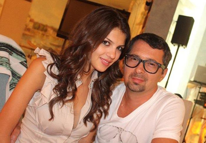 Алексей Рыжов и жена Ирина