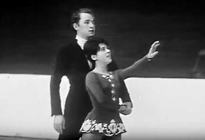 Алексей Уланов и Ирина Роднина 2