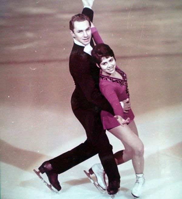 Алексей Уланов и Ирина Роднина 4