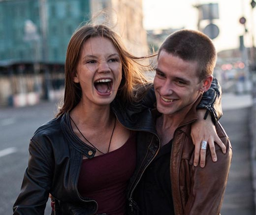 Алексей Весёлкин младший и Лина Шишова 3