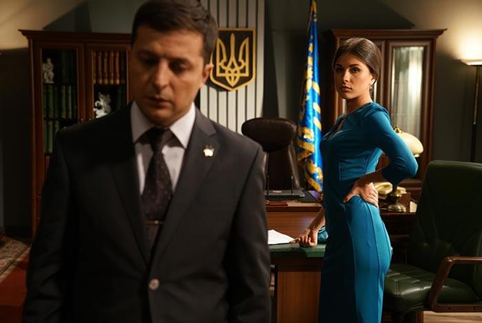 Анастасия Чепелюк Слуга народа 2
