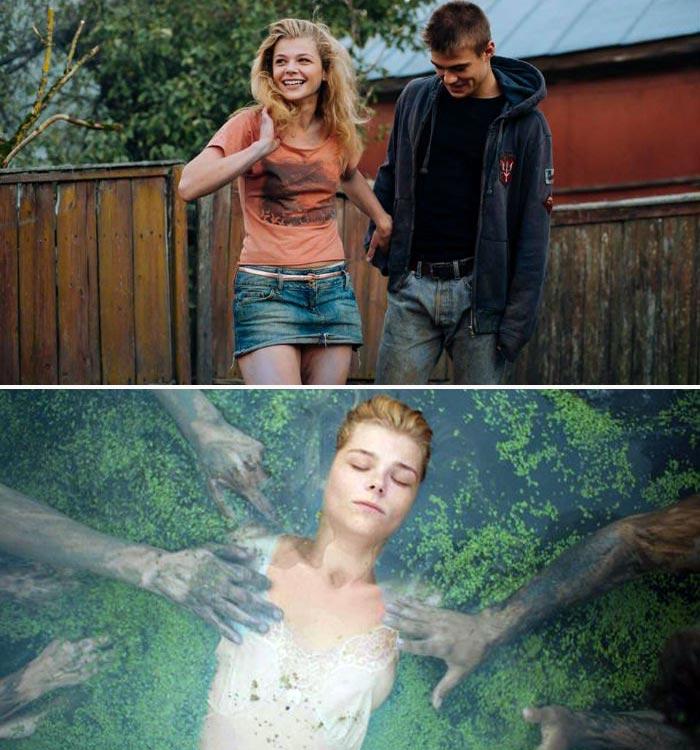 Анастасия Пустовит Когда падают деревья