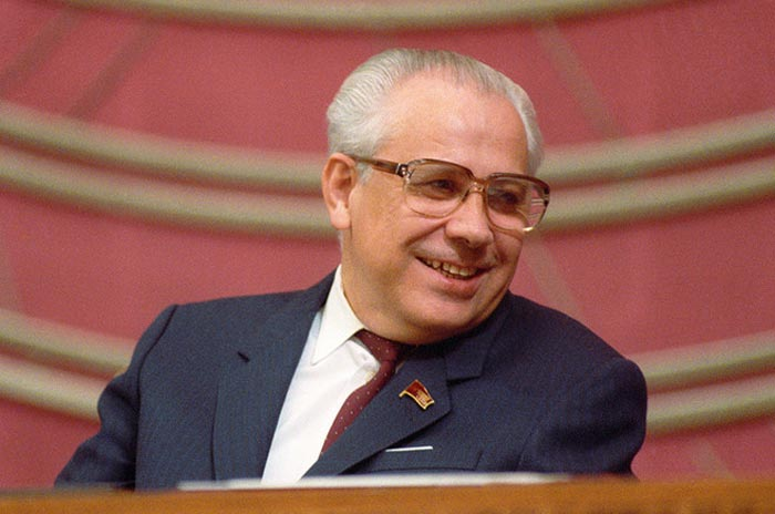 Анатолий Иванович Лукьянов