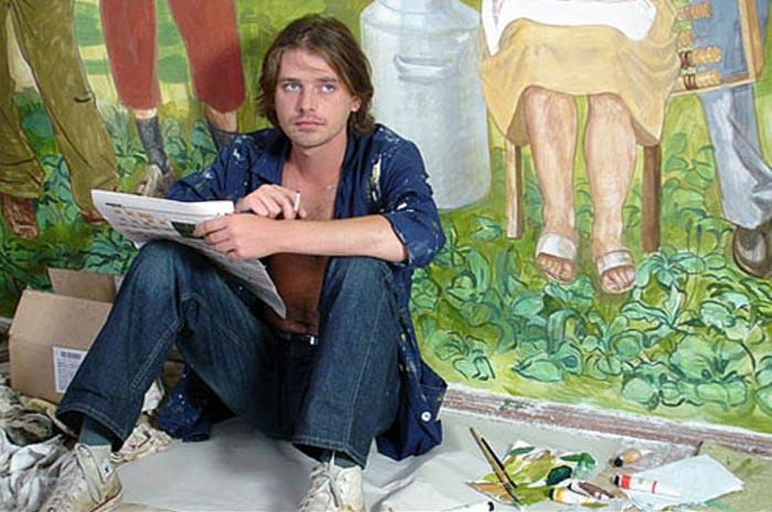 Андрей Новиков Граффити