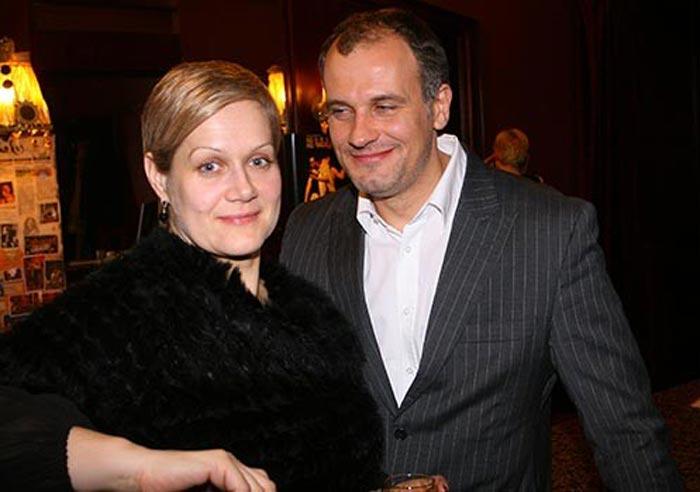 Андрис Кейшс и Кристина Задовска