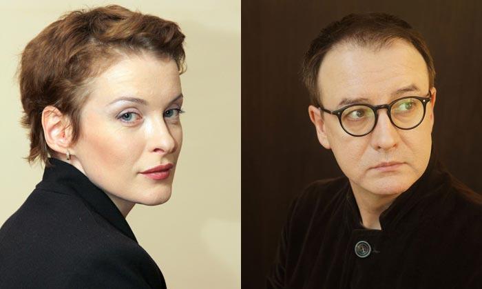 Анна Вартаньян и Андрей Астраханцев