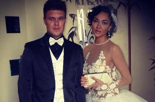 Антон Гуляев и жена Мария